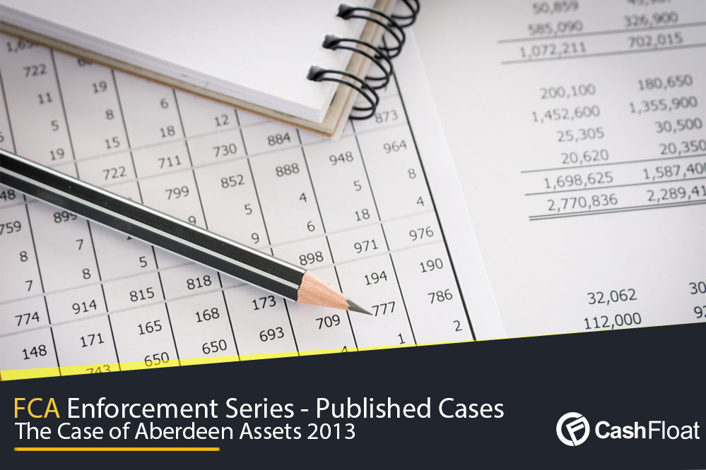 The Case of Aberdeen Assets in 2013