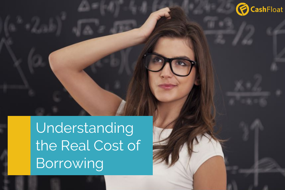 cashfloat explores the cost of borrowing money