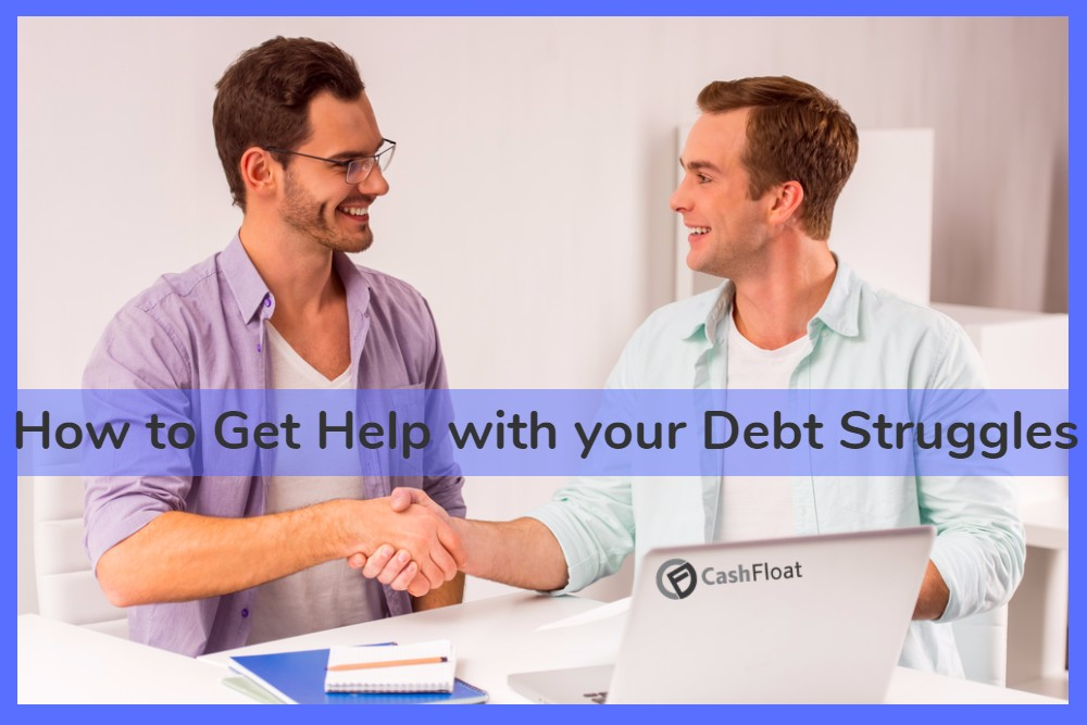 Debt Struggles? Finding the Right Person to Help You