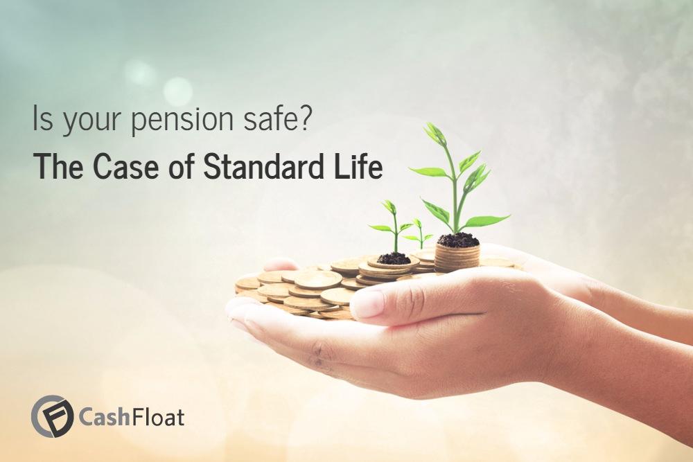 standard life fined by FSA - Cashflaot