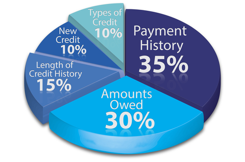 Credit history and credit scores affect the decisions of your lenders.