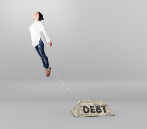 The effetcs of living with debt are enormous and can cause detriment to one's emotional and  physical health.