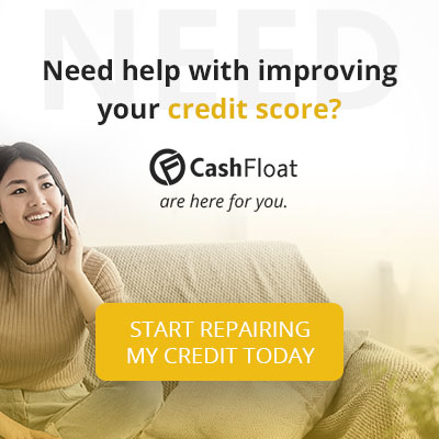 Repair your credit and improve your credit score today - Cashfloat