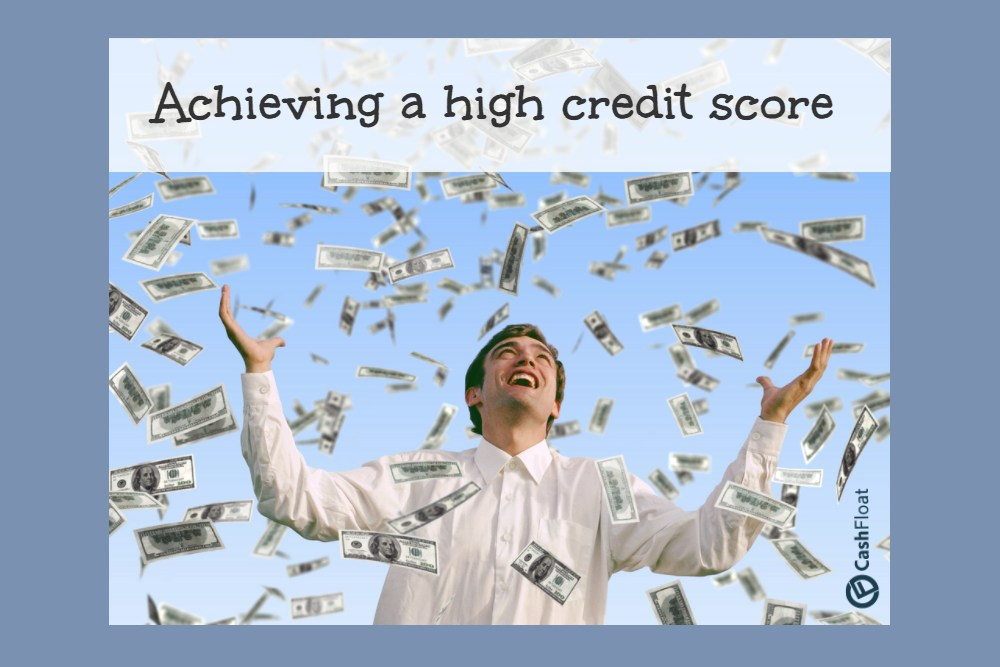 High credit score - Cashfloat