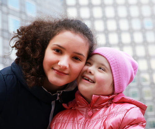 Individual care for special needs child