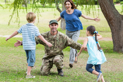 Insurance and Benefits for Armed Forces Families