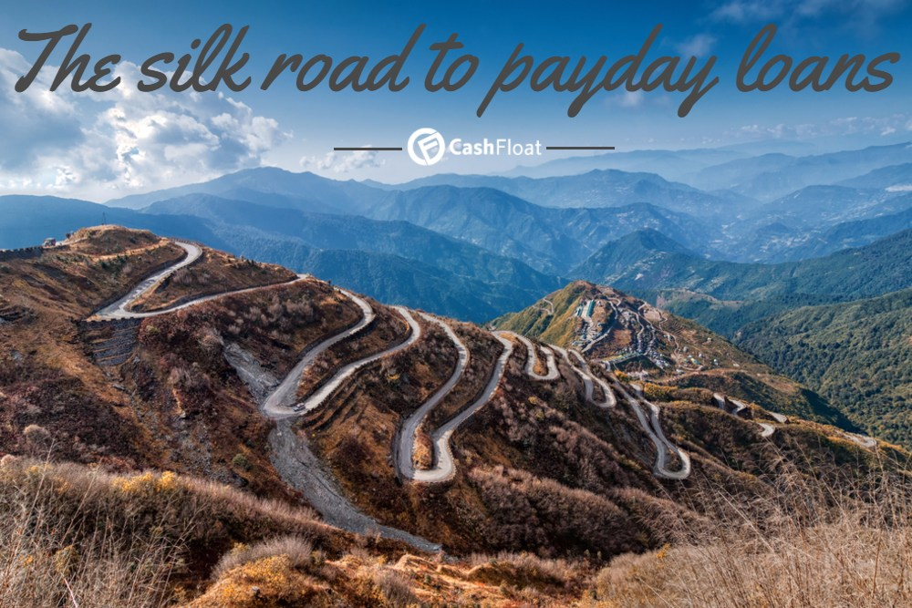 The silk road to payday loans
