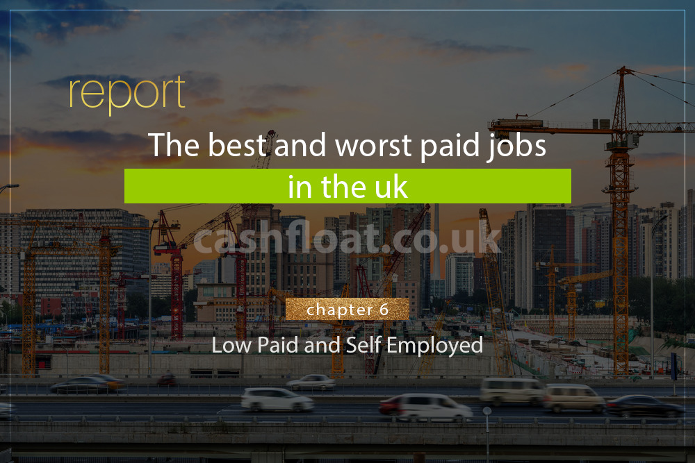 Self employed with low wages - Cashfloat
