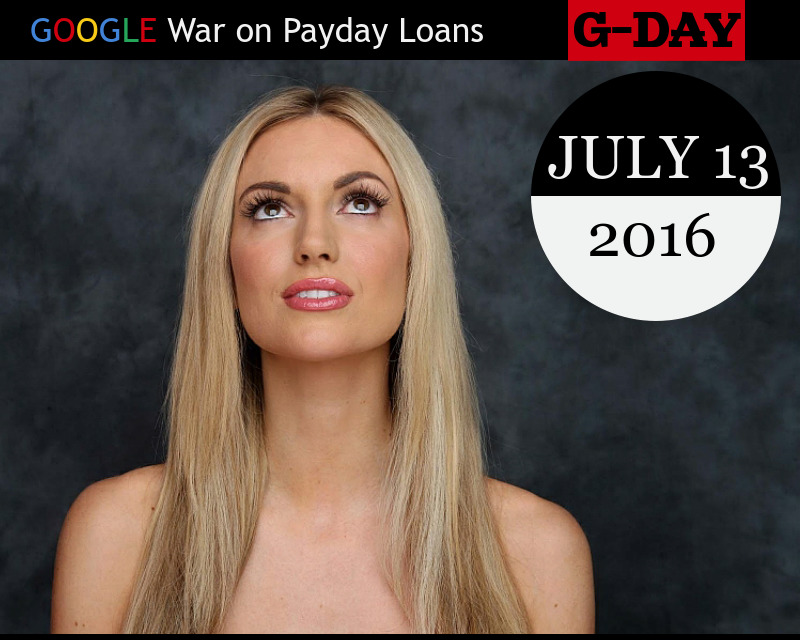 Google War on Payday Loans Ads Explained