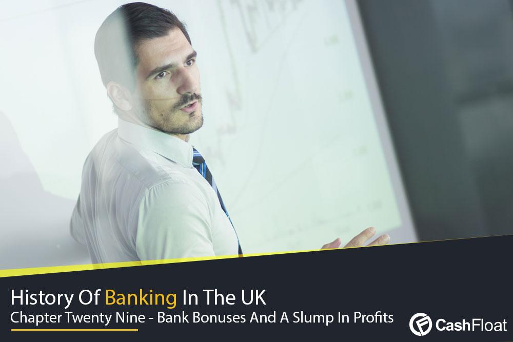 Bank Bonuses and a Slump in Profits