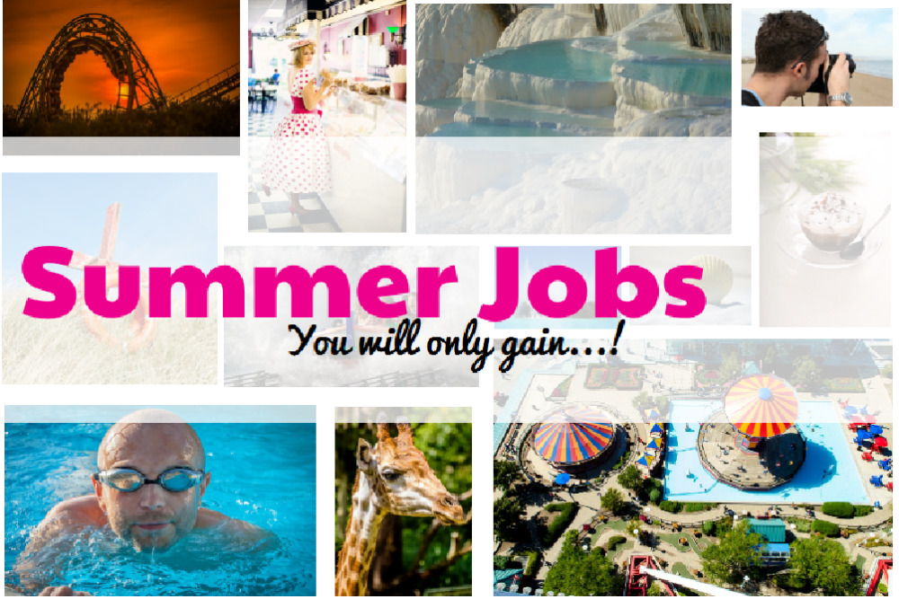 9 Summer Jobs You Never Thought Of