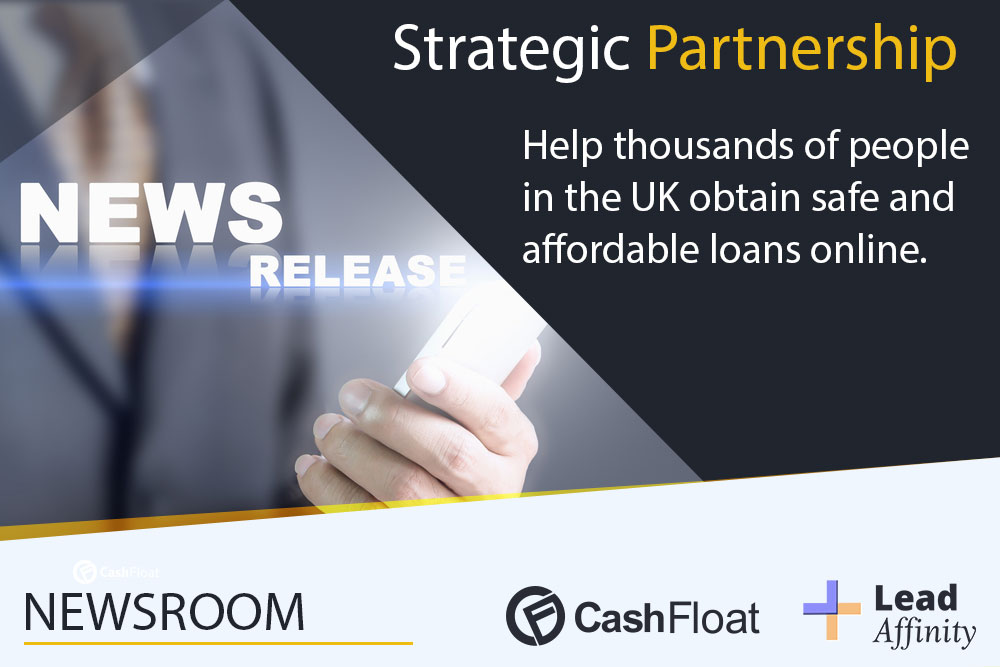 Cashfloat and Lead Affinity Announce a Strategic Partnership