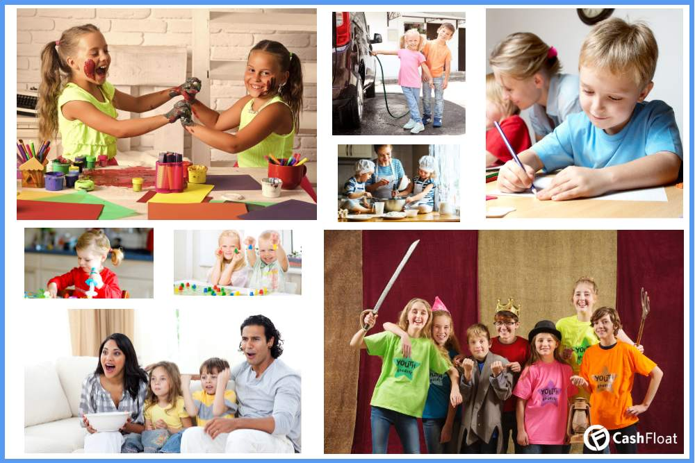 7 Best Free Activities For Kids From Home Cashfloat