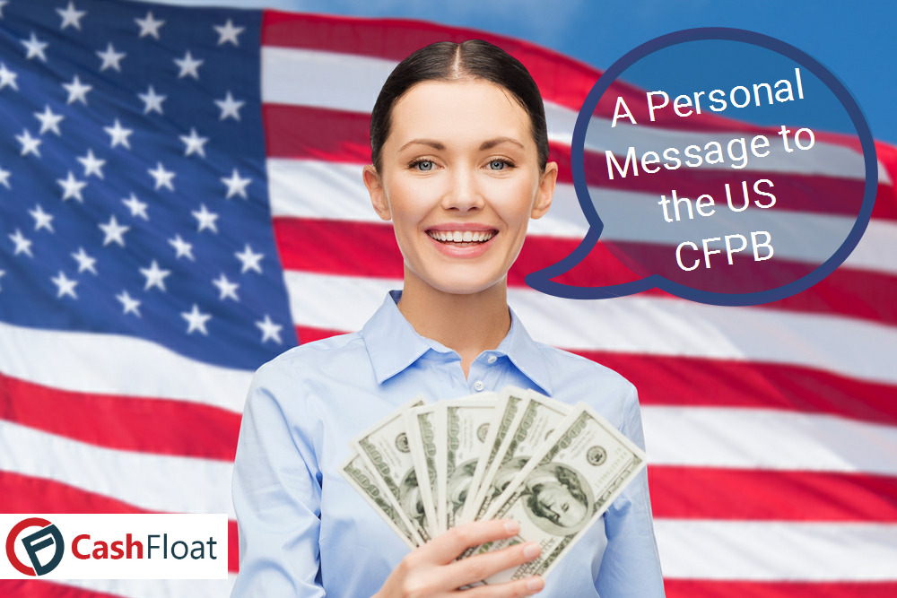 Payday Loans – A Personal Story to the US CFPB