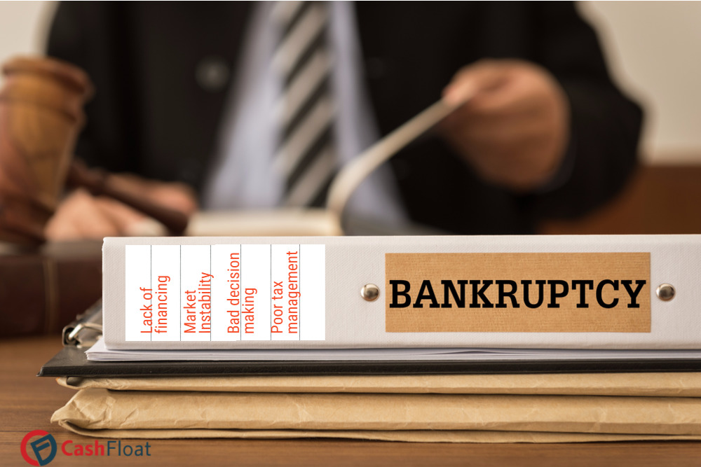 Why 10,000+ Businesses went Bankrupt Last Year