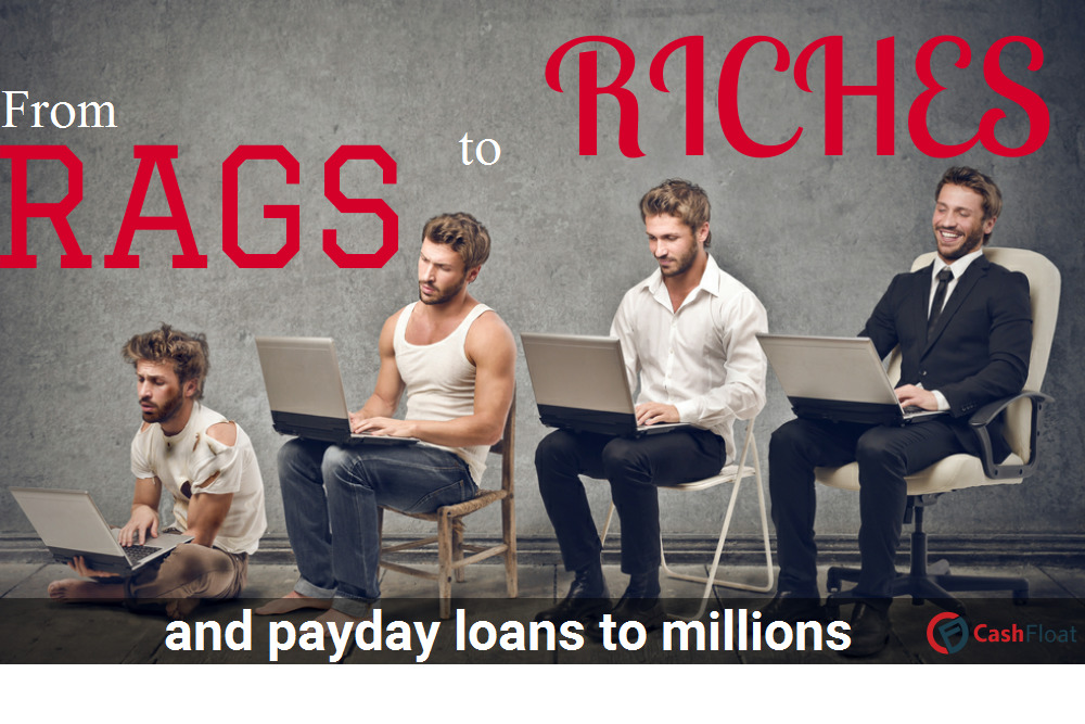 Success Stories: From Payday Loans to Millions