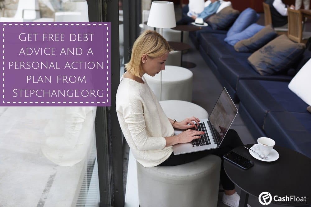 Free debt plan from stepchange - cashfloat