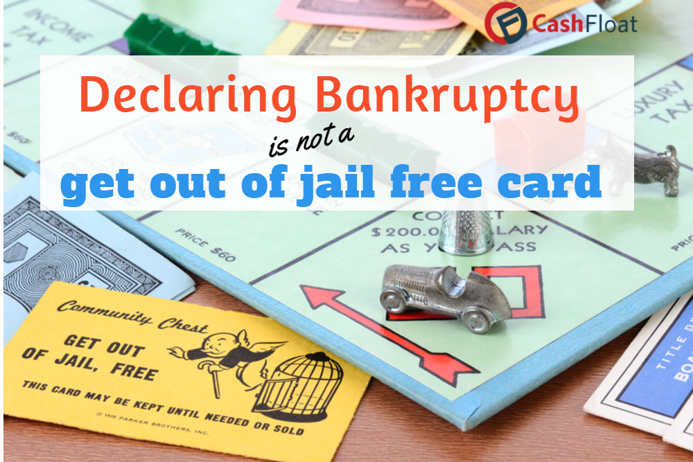 When to Declare Bankruptcy