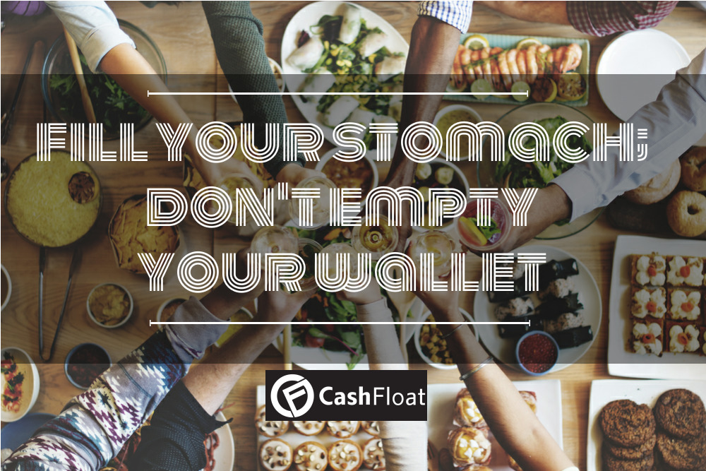 Enjoy a Full Stomach Without an Empty Wallet
