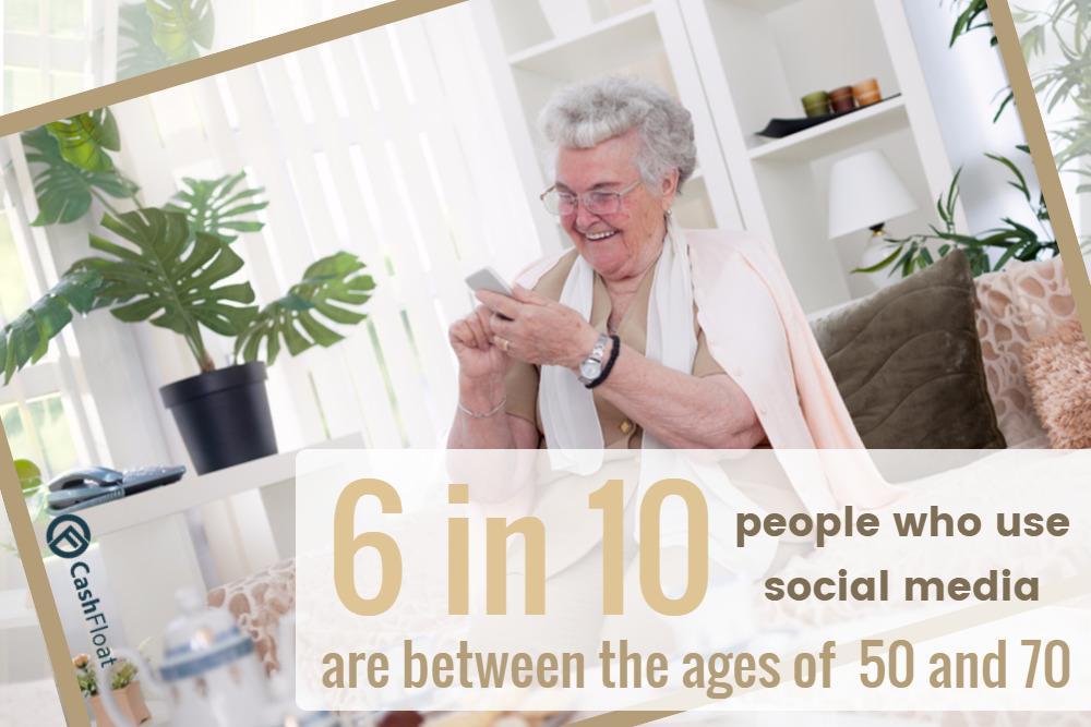 How Seniors Use Social Media