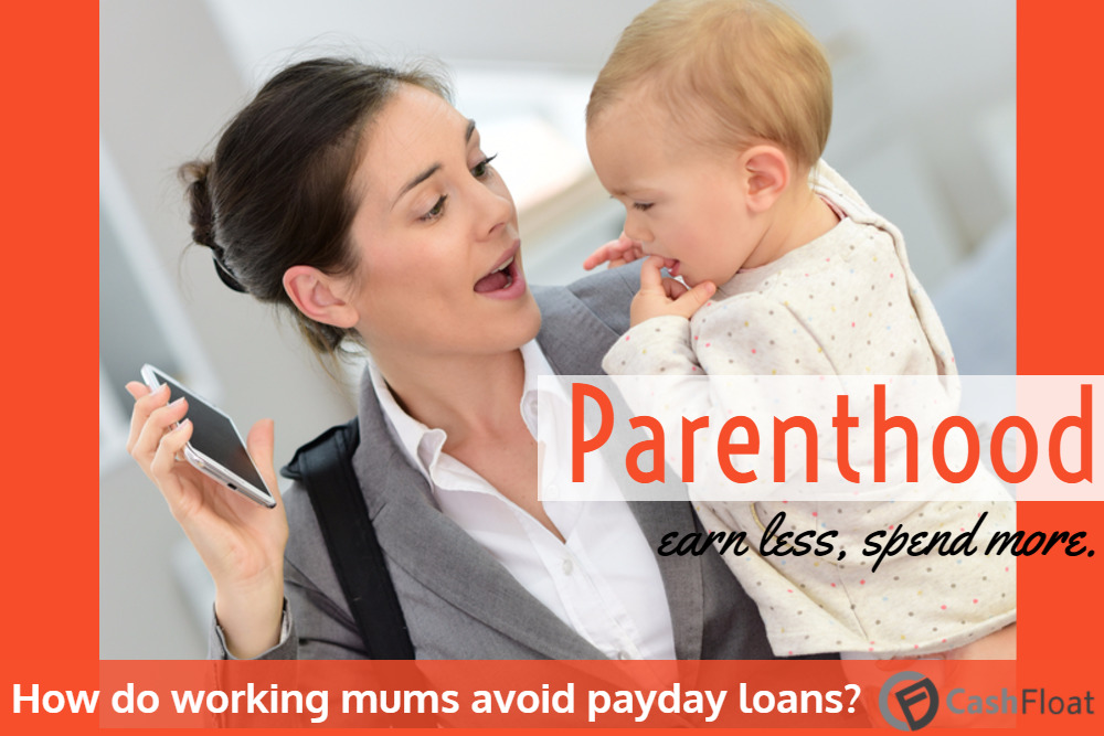 Payday Loans for Working Mums Due to Wage Gap