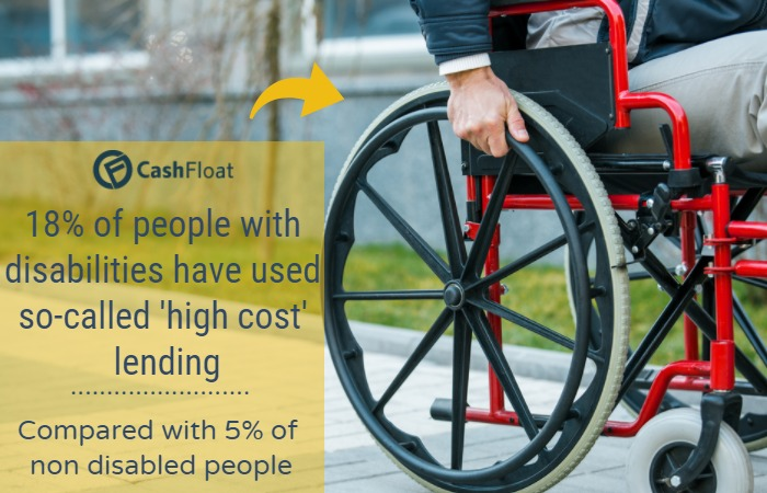 Cashfloat- Disabled people