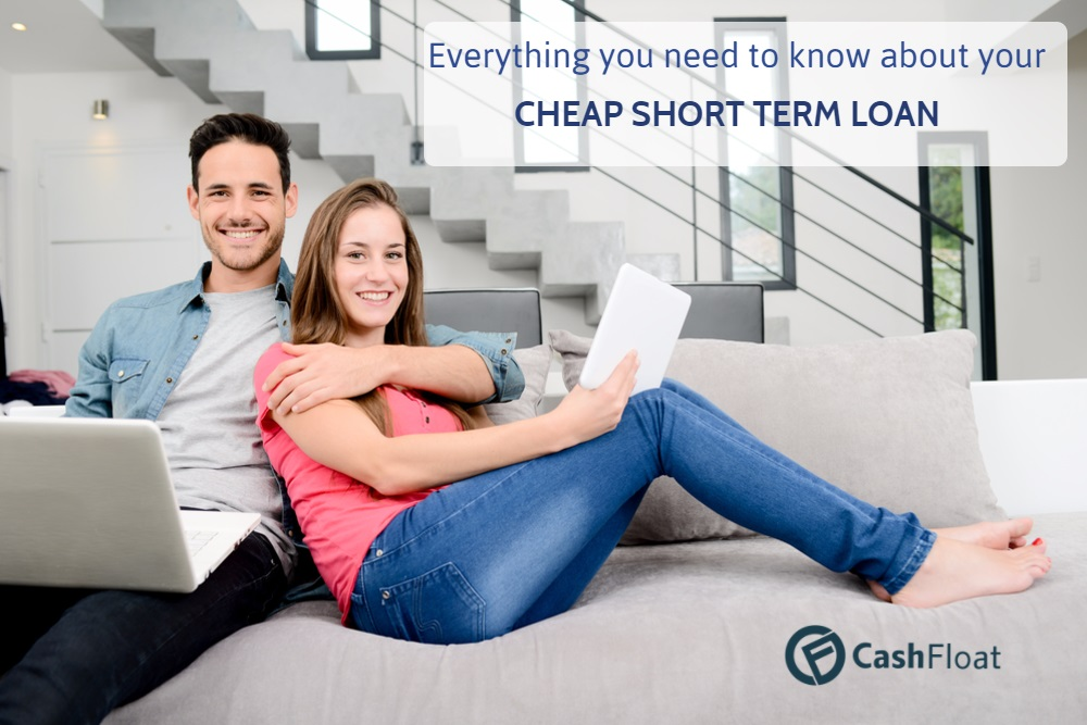 How to get cheap short term loans in the UK