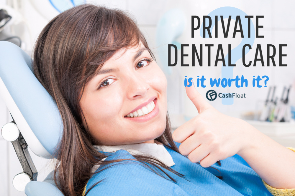 Private Dental Care Can Drill You into Debt