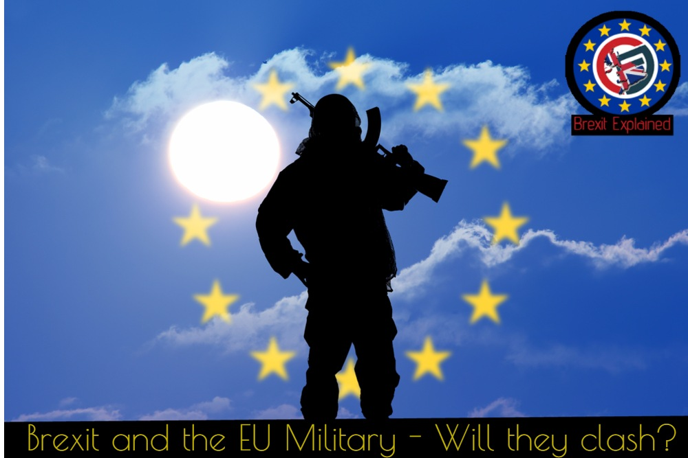 EU Armed Forces and Brexit