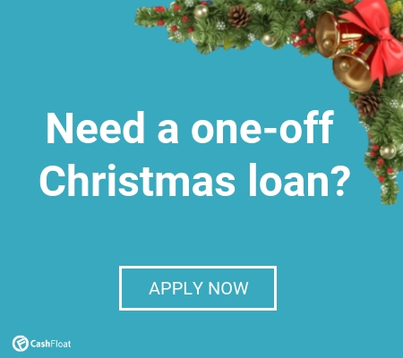 Need a one-off Christmas loan? Apply now with Cashfloat