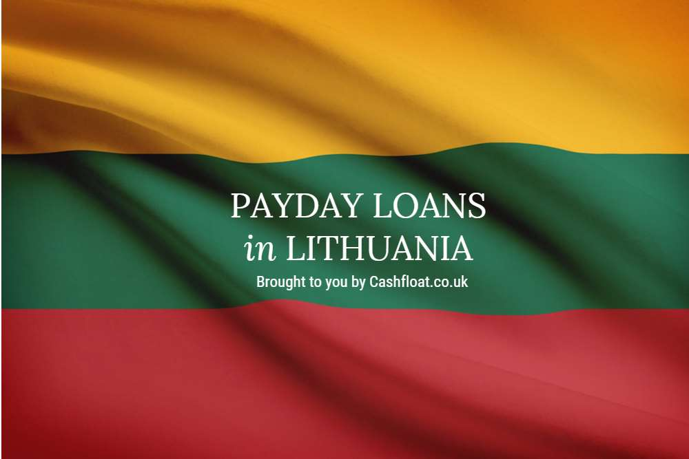 Cashfloat explore payday loans in Lithuania