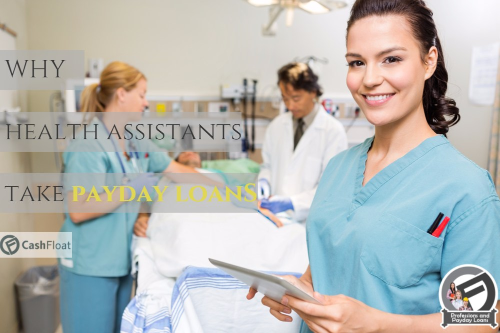 Payday Loans For Patient care assistant