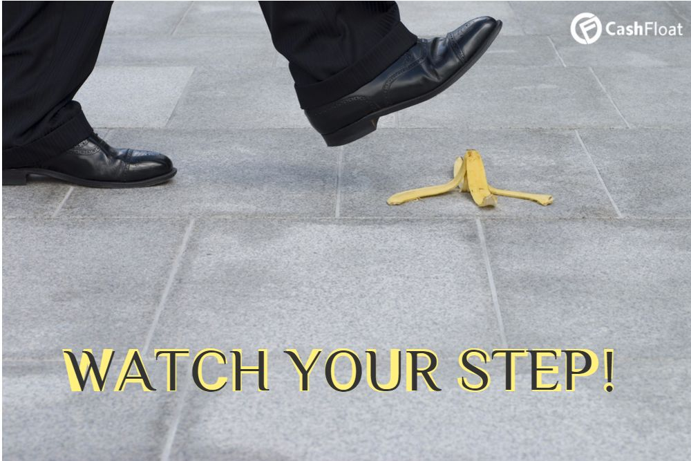 Don't Waste Money on that False First Step