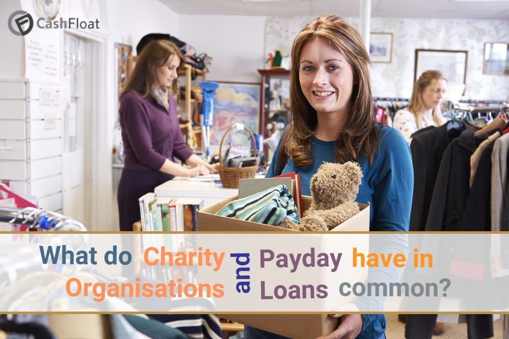 Charity Organisations and Payday Loans