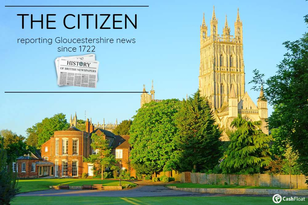 The Citizen Newspaper – Reporting Gloucestershire News