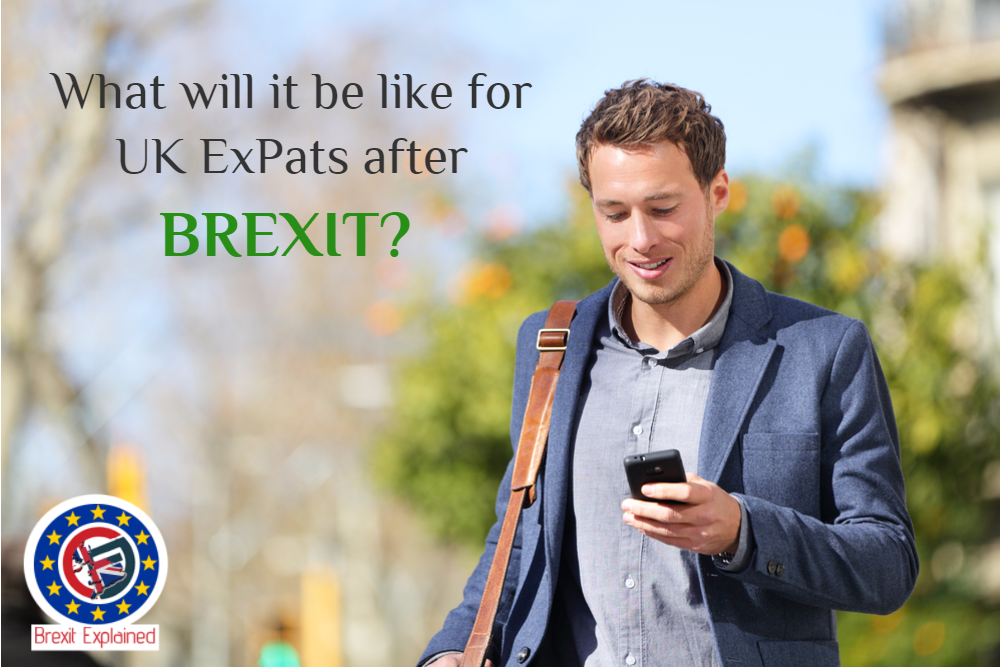 Cashfloat explains the situation of UK Expats after Brexit