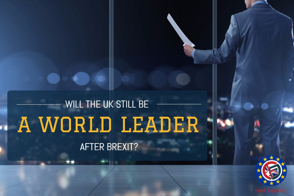 Cashfloat looks at the UK position as a world leader after Brexit