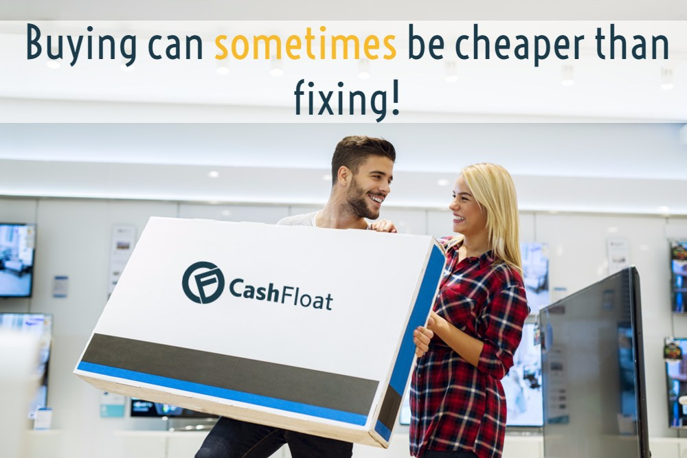 Can you fix home appliances yourself? Cashfloat