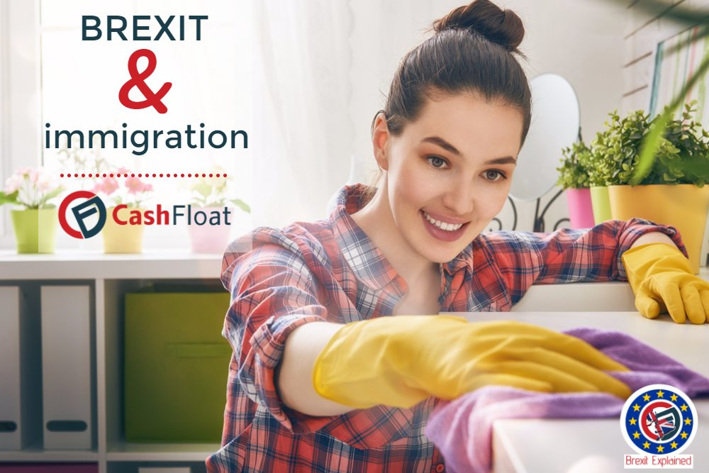 Cashfloat discusses the Brexit immigration debate