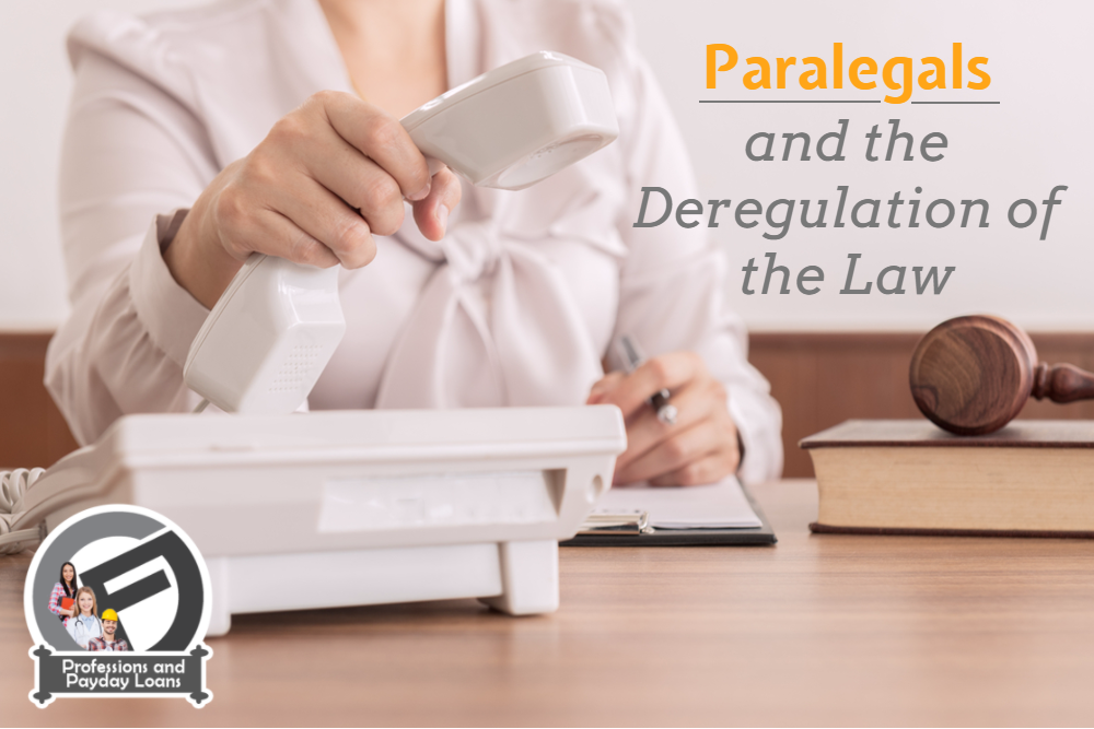 Payday Loans for Paralegals