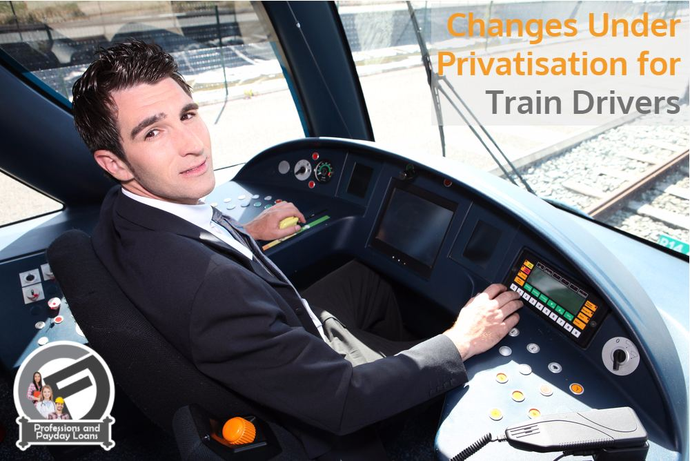 Payday Loans For Train driver