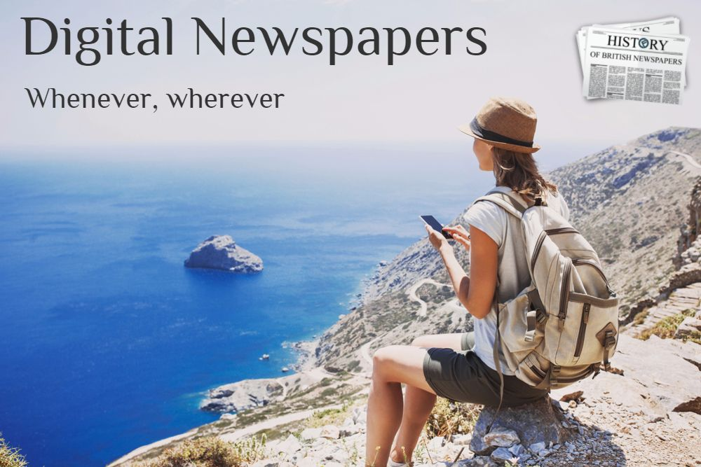 Digital Newspapers: Apps and Ads