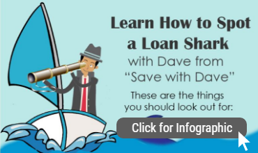 Cashfloat advise about loan sharks