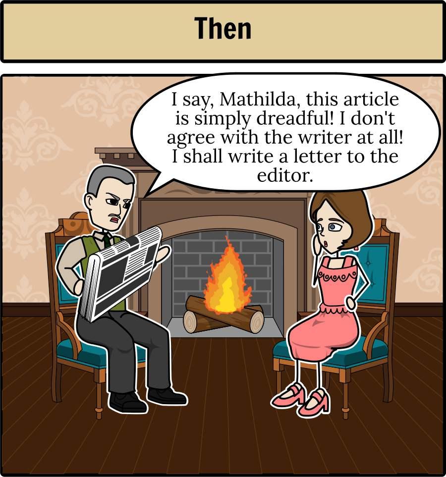 Letter or social media - Cashfloat
