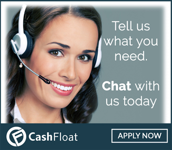 Maybe are you affected becasuse of comsumer credit under threat? Apply for a loan with Cashfloat