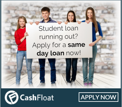 credit cards for students - Cashfloat