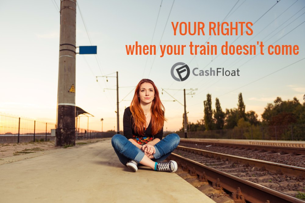 Delayed Train? What are Your Rights?