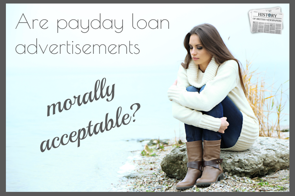 Payday Loan Advertisements and News