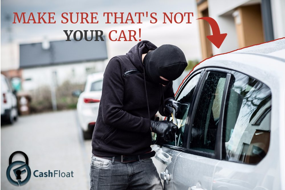 Protect Your Car From Being A Thief's Target