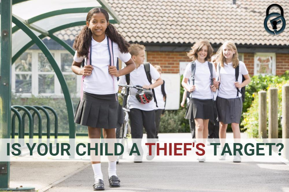 Learn about protecting your children from thieves.
